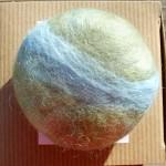 felted soap kit