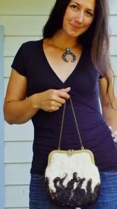 lock purse